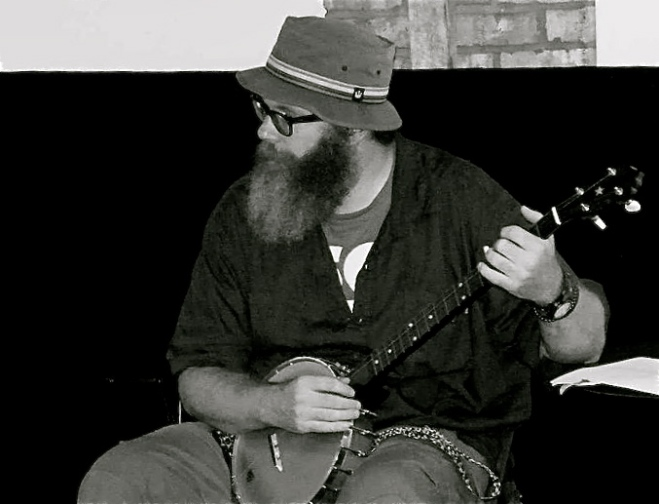 Brian Beatty banjo